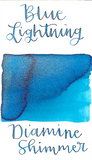 Diamine Shimmer Blue Lightning