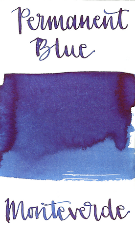 Monteverde Document Blue