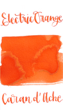 Caran dAche Electric Orange