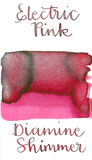 Diamine Shimmer Electric Pink