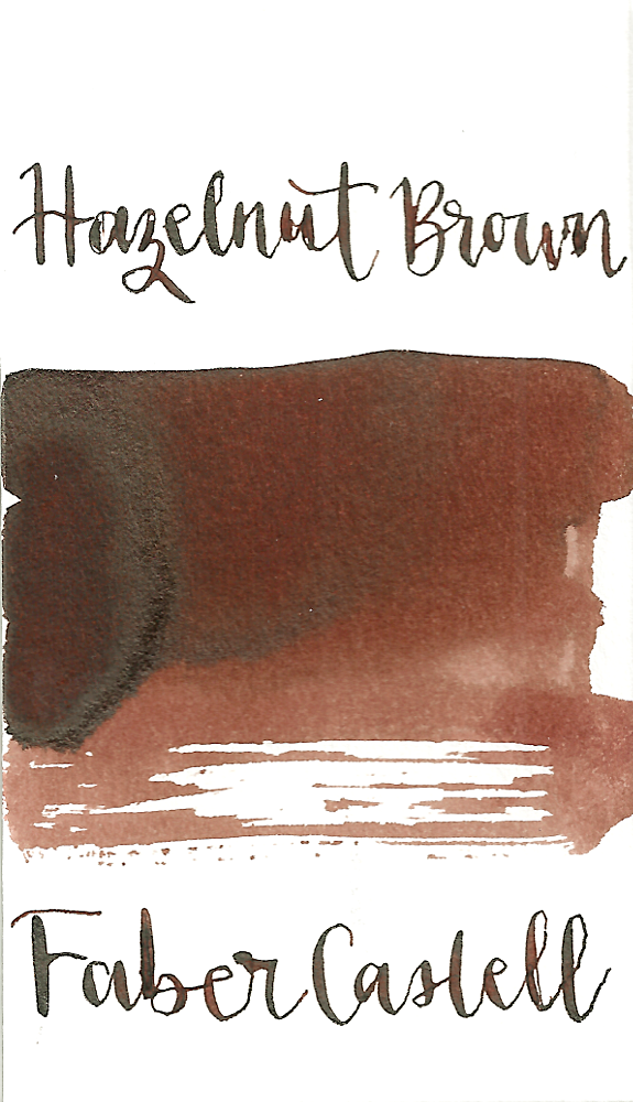 Faber-Castell Hazelnut Brown