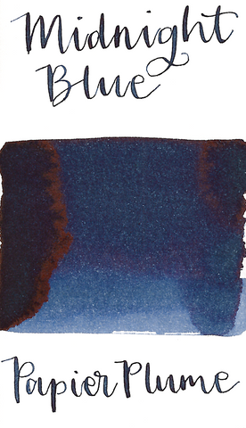 Papier Plume Midnight Blue