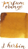 J Herbin Scented Orange - Amber
