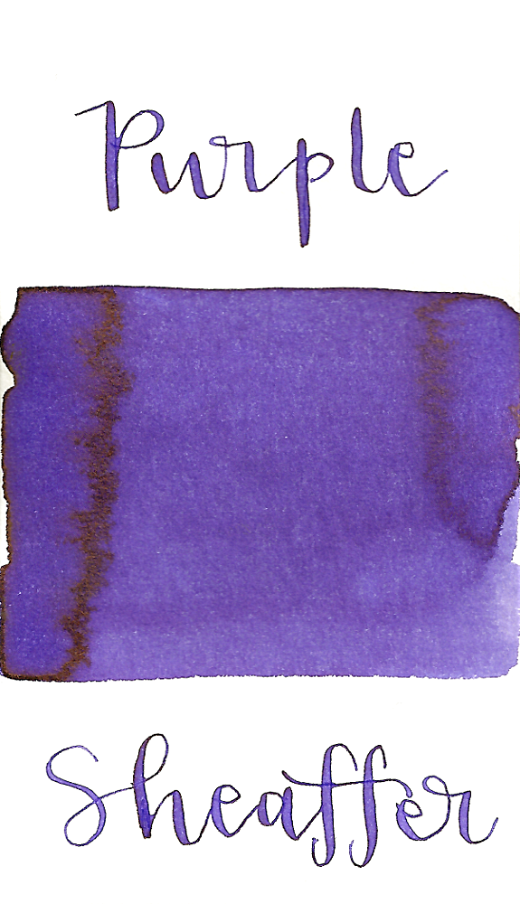 Sheaffer Purple Ink