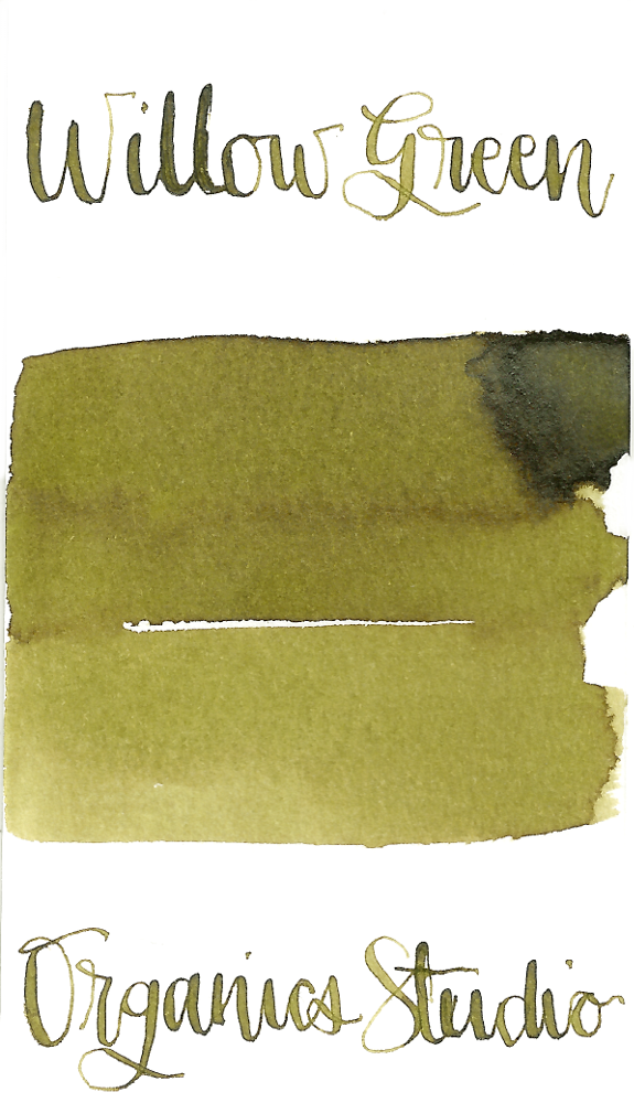 Organics Studio Ernest's Vintage Writing Fluid Willow Green