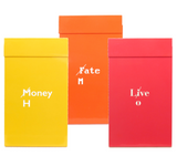 Nava Minerva Switch 3-Pack - Yellow, Orange, and Red