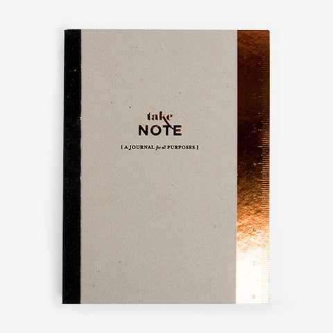 Elum Designs Take Note: A Journal for all Purposes