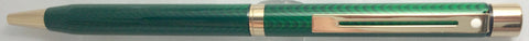 Sheaffer Targa Moire Green BP 1086-2