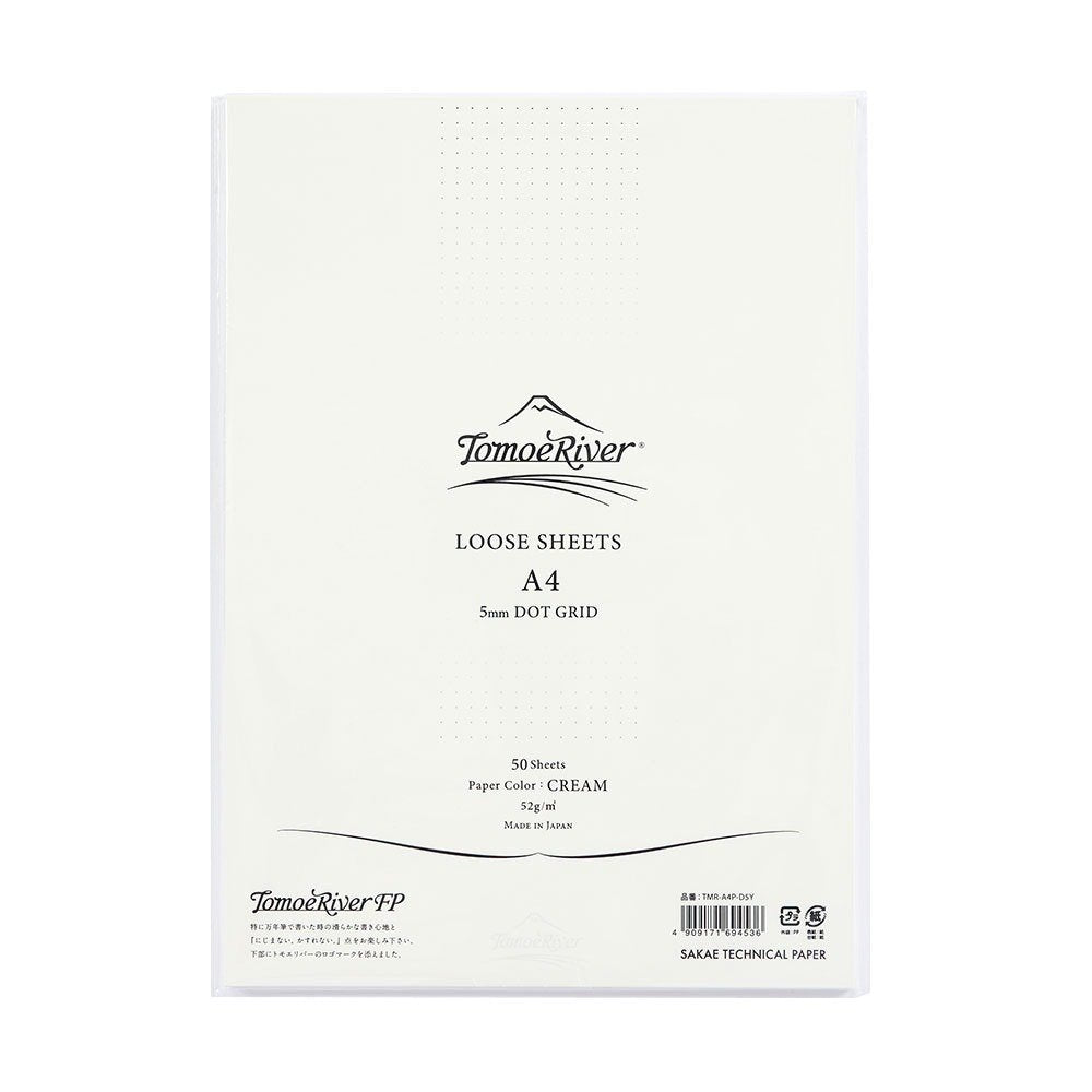 Tomoe River Cream A4 Loose Leaf