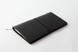Traveler's Company Traveler's Notebook- Black