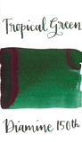 Diamine 150th Tropical Green
