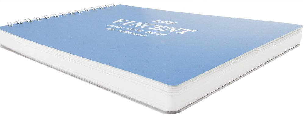 Life Stationery Vincent A5 Horizontal Notepad