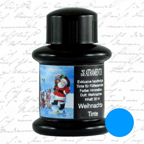 DeAtramentis Fragrance Christmas 1 Sky Blue