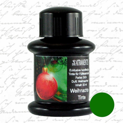 DeAtramentis Fragrance Christmas 4 Green
