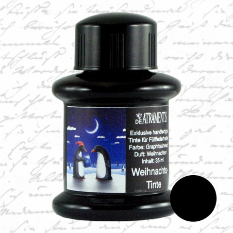 DeAtramentis Fragrance Christmas 6 Graphite Black