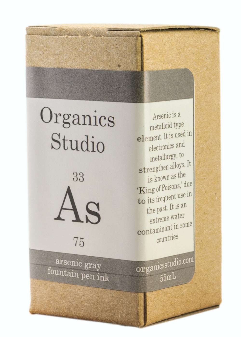 Organics Studio Elements Arsenic Grey