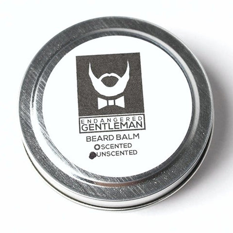 Endangered Gentleman Beard Balm