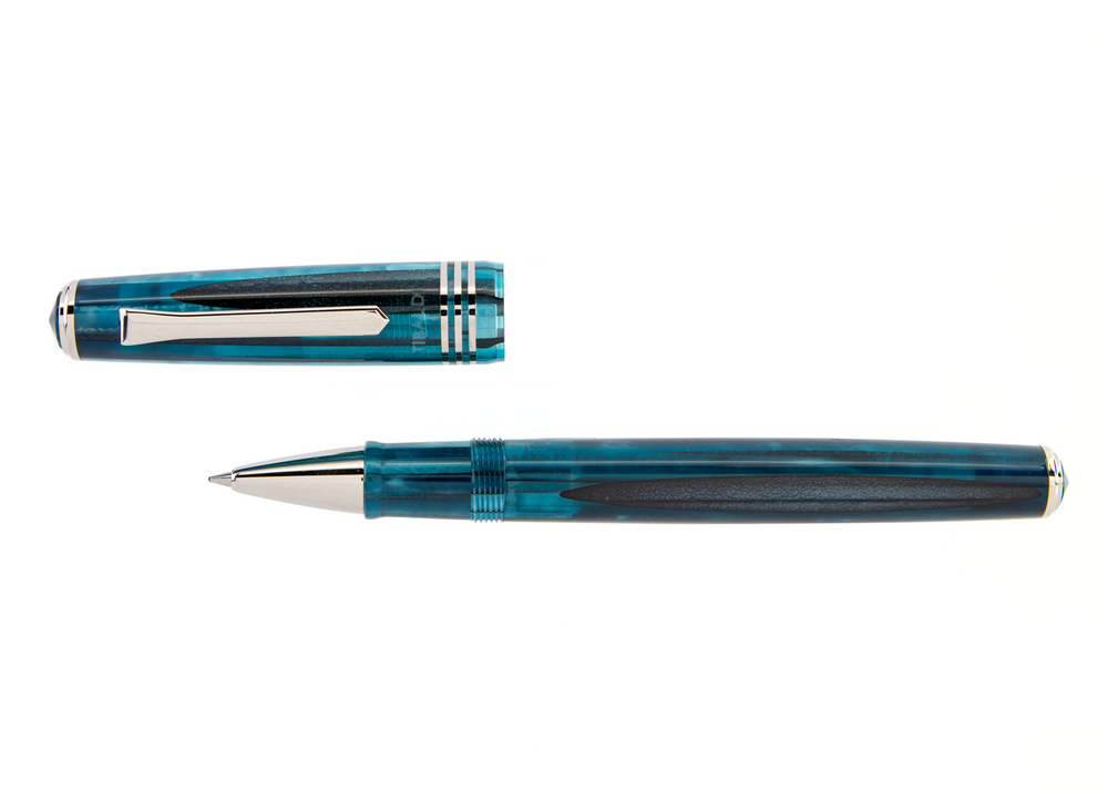Tibaldi N60 Bora Bora Resin Limited Edition Rollerball Pen