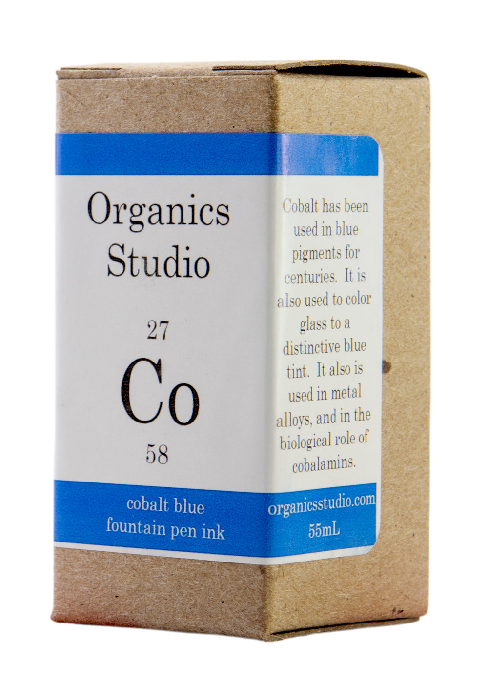 Organics Studio Elements Cobalt Blue