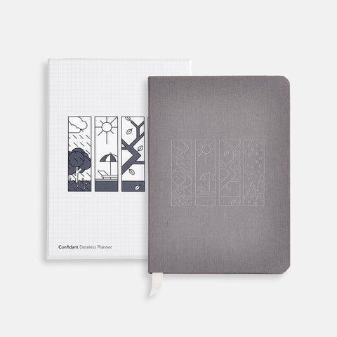 Baron Fig Confidant Dateless Planner