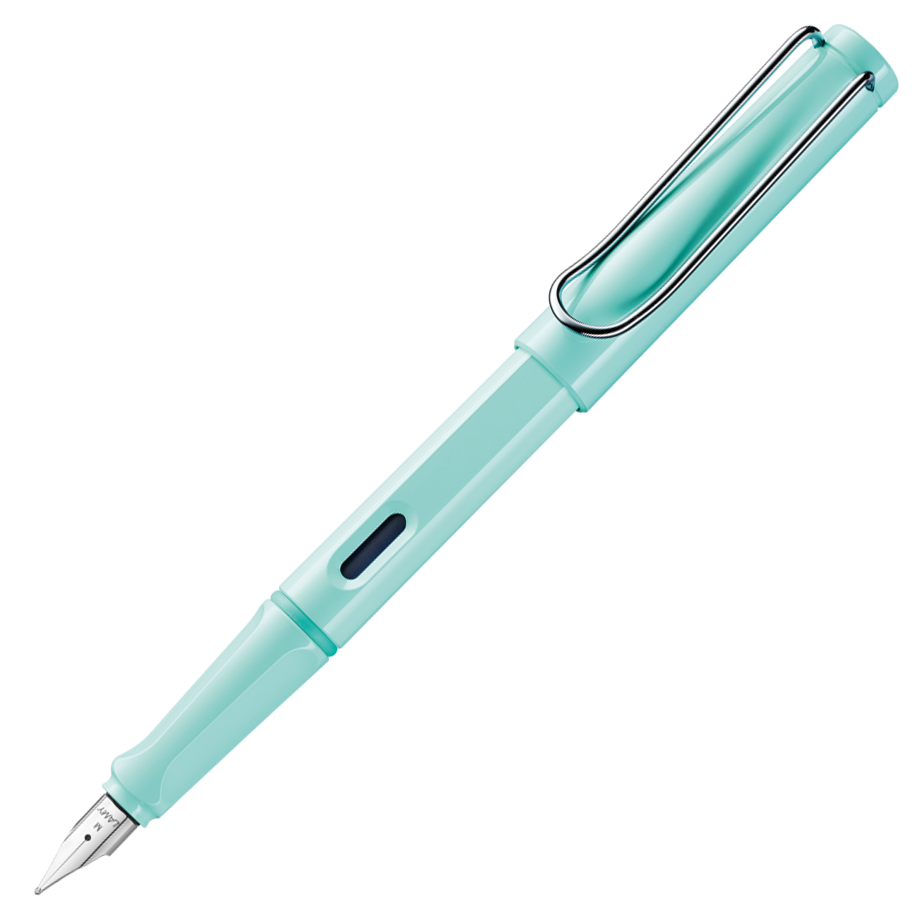 Lamy Safari Lightblue Fountain Special Edition