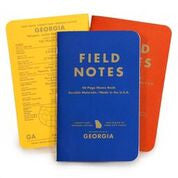 "Field Notes ""County Fair"" Georgia"