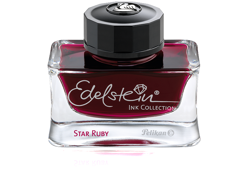 Edelstein 2019 Ink of the Year Star Ruby