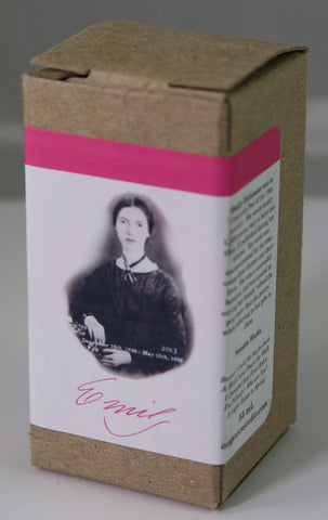Organics Studio Masters of Writing Emily Dickinson Posie Pink