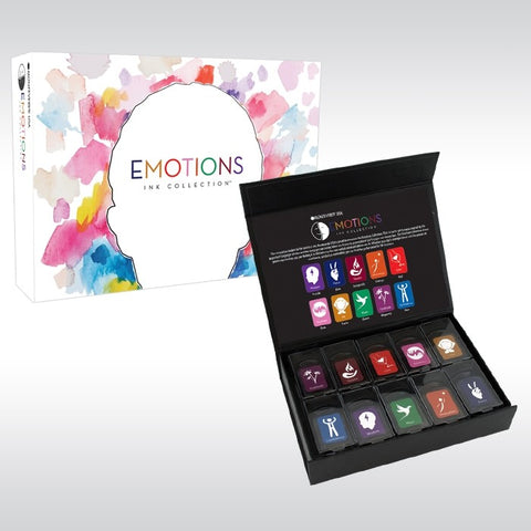 Monteverde Emotions 10 Piece Gift Set