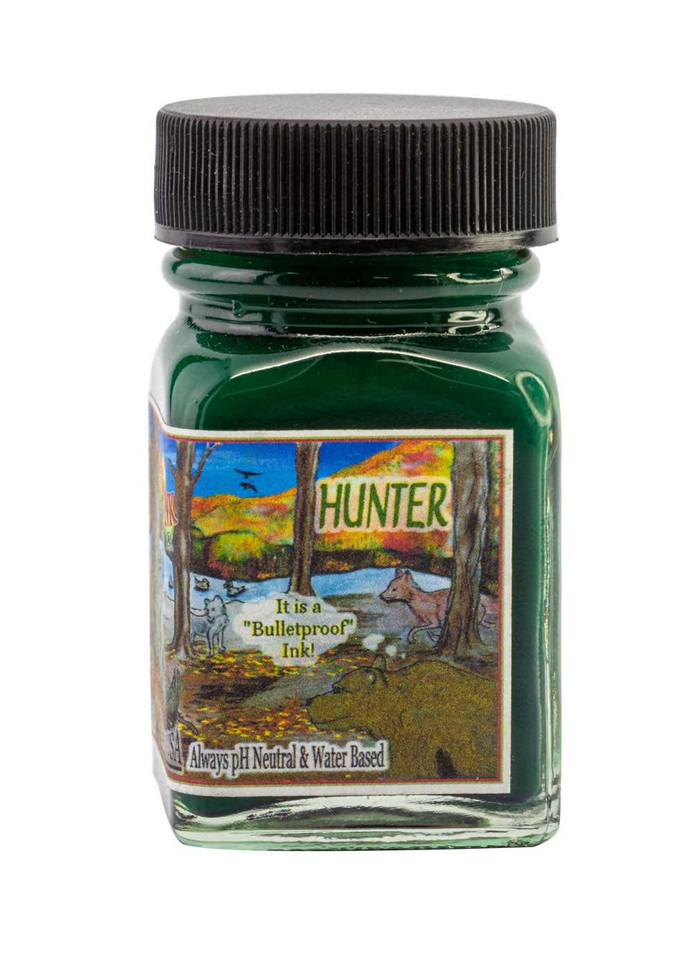 Noodler's Hunter Green