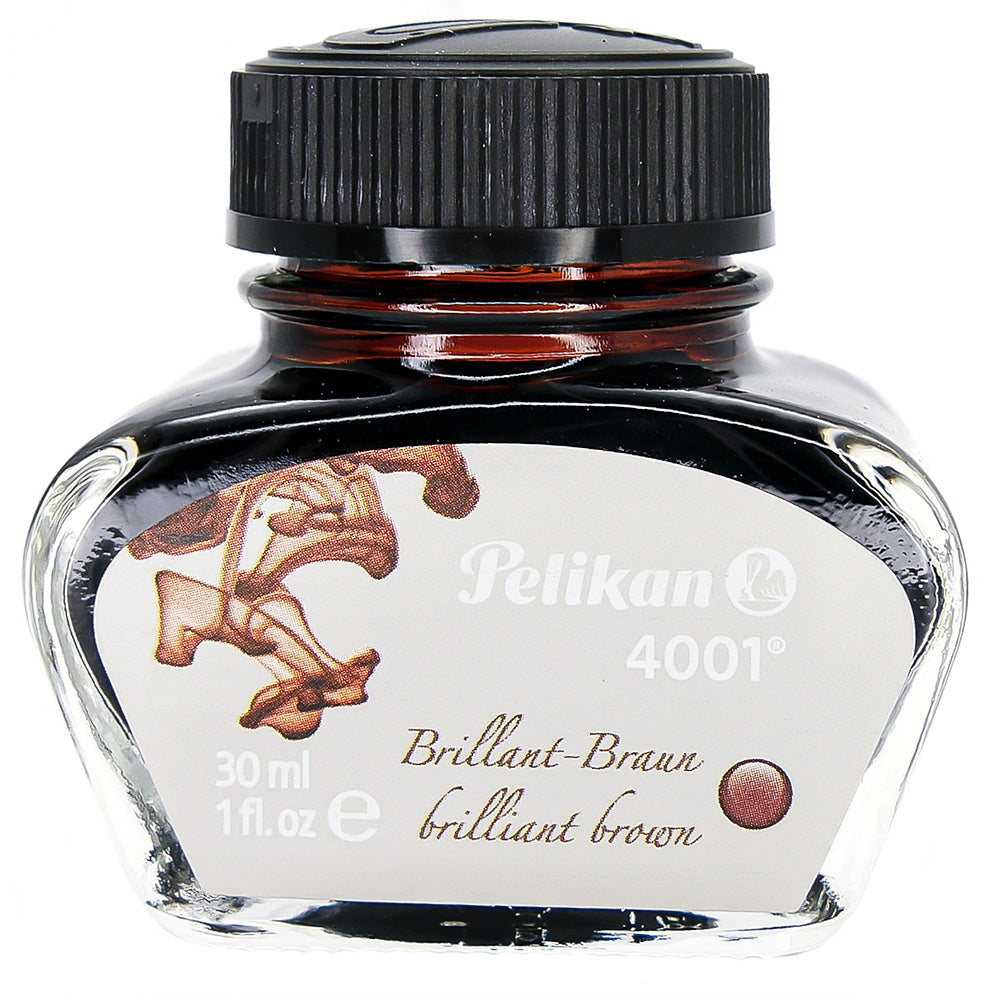 Pelikan 4001 Brilliant Brown Ink