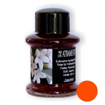 DeAtramentis Fragrance Jasmine, Red Orange