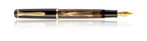 Pelikan  M200 Classic Brown Marbled Fountain