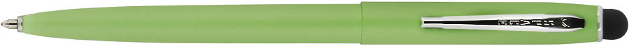 Fisher Cap-O-Matic Space Pen - Matte Green/Chrome Clip & Stylus