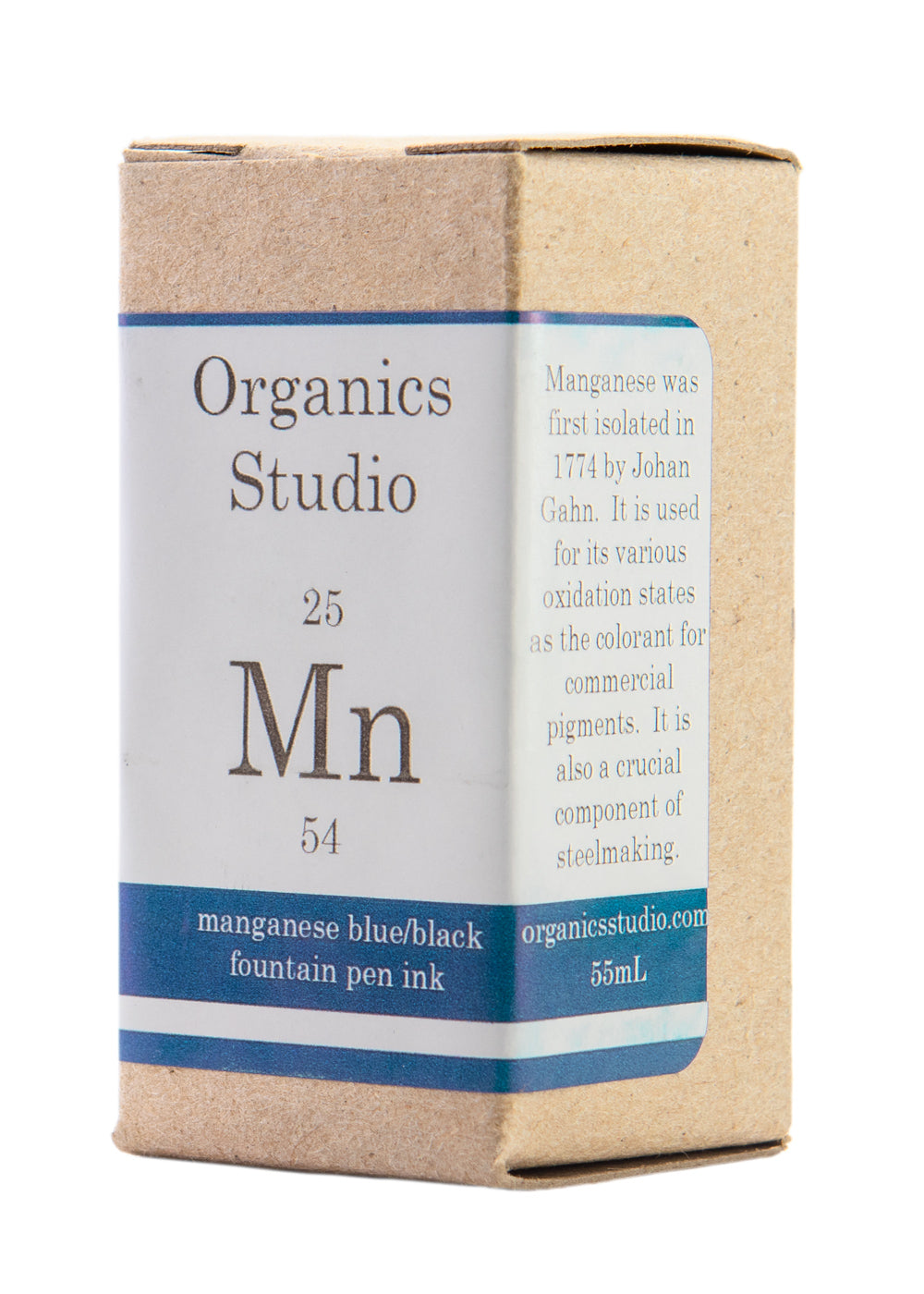 Organics Studio Elements Manganese Blue Black