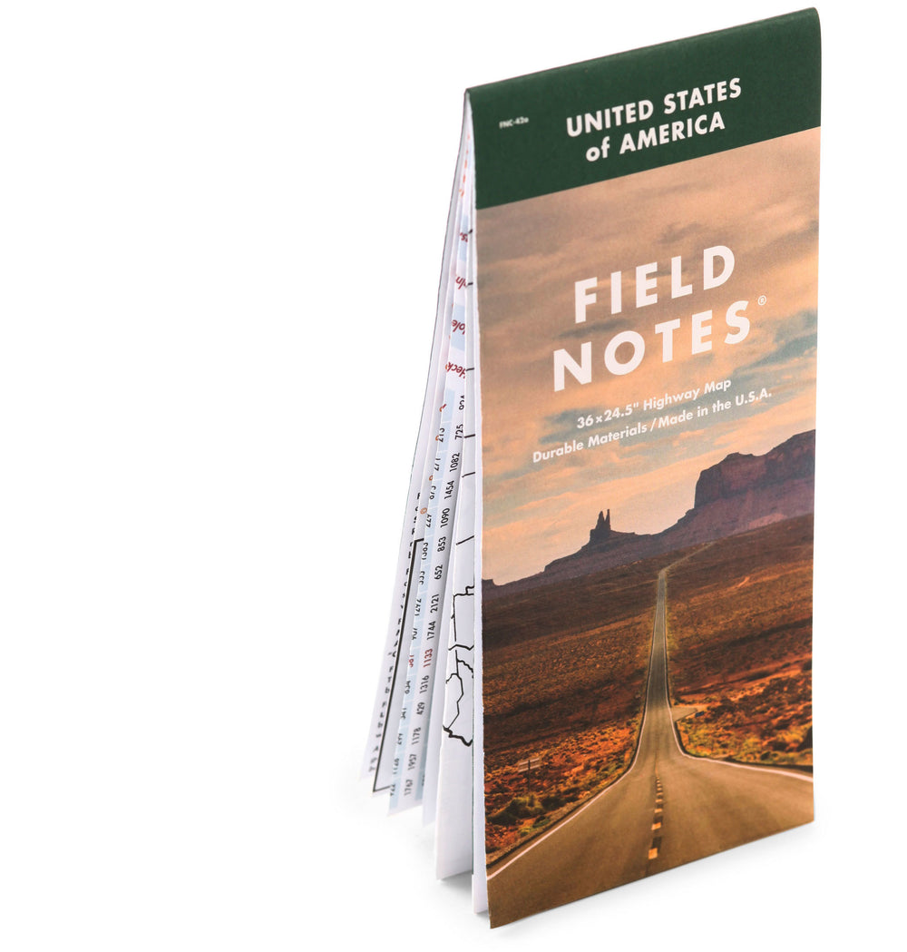 "Field  Notes  ""Riding Shotgun"" Spring Edition 2019"