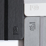 Blackwing Small (A6) Slate Notebook- Grey