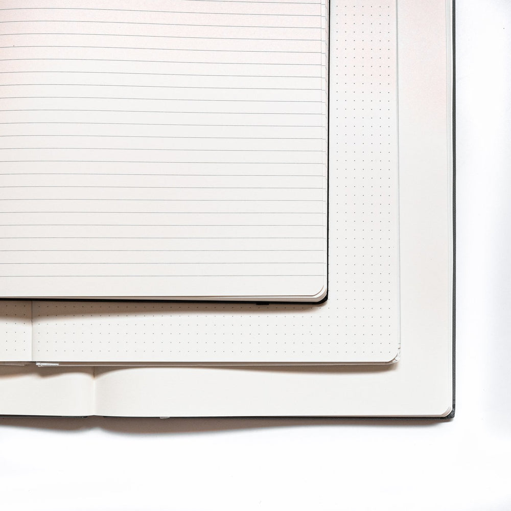 Blackwing Medium (A5) Slate Notebook- White
