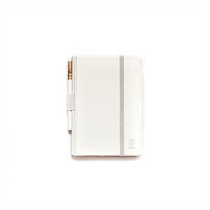 Blackwing Small (A6) Slate Notebook- White