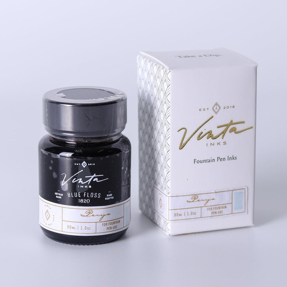Vinta Inks Collection Blue Floss Perya 1820