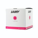 Lamy Crystal Ruby ink