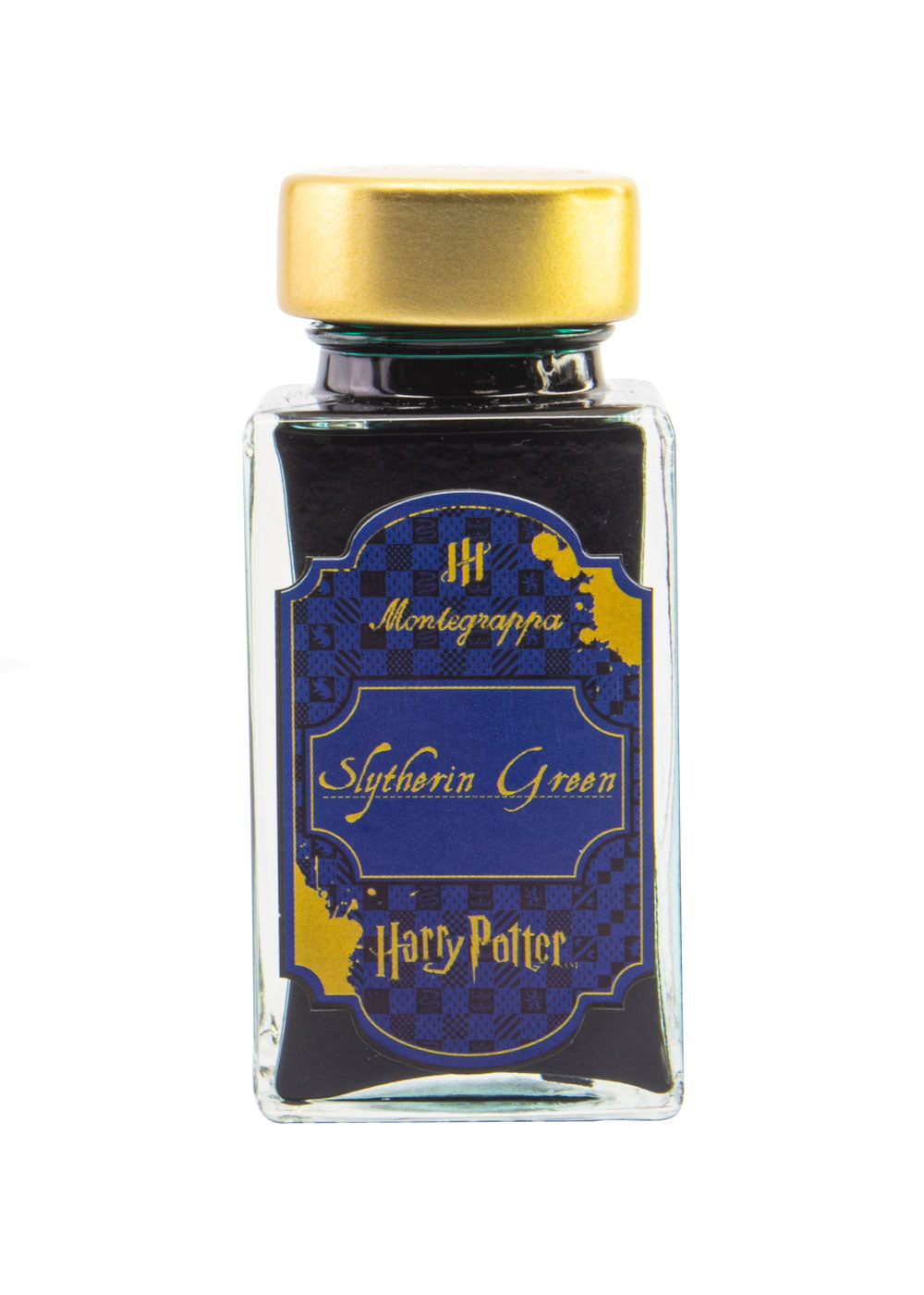 Montegrappa Harry Potter Limited Edition Ink Slytherin Green
