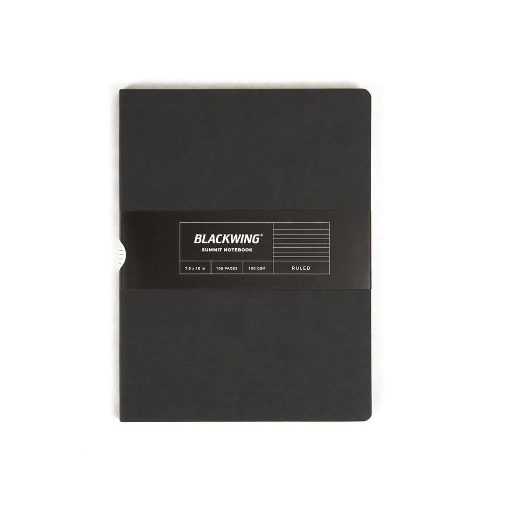 Blackwing Summit Notebook- Black