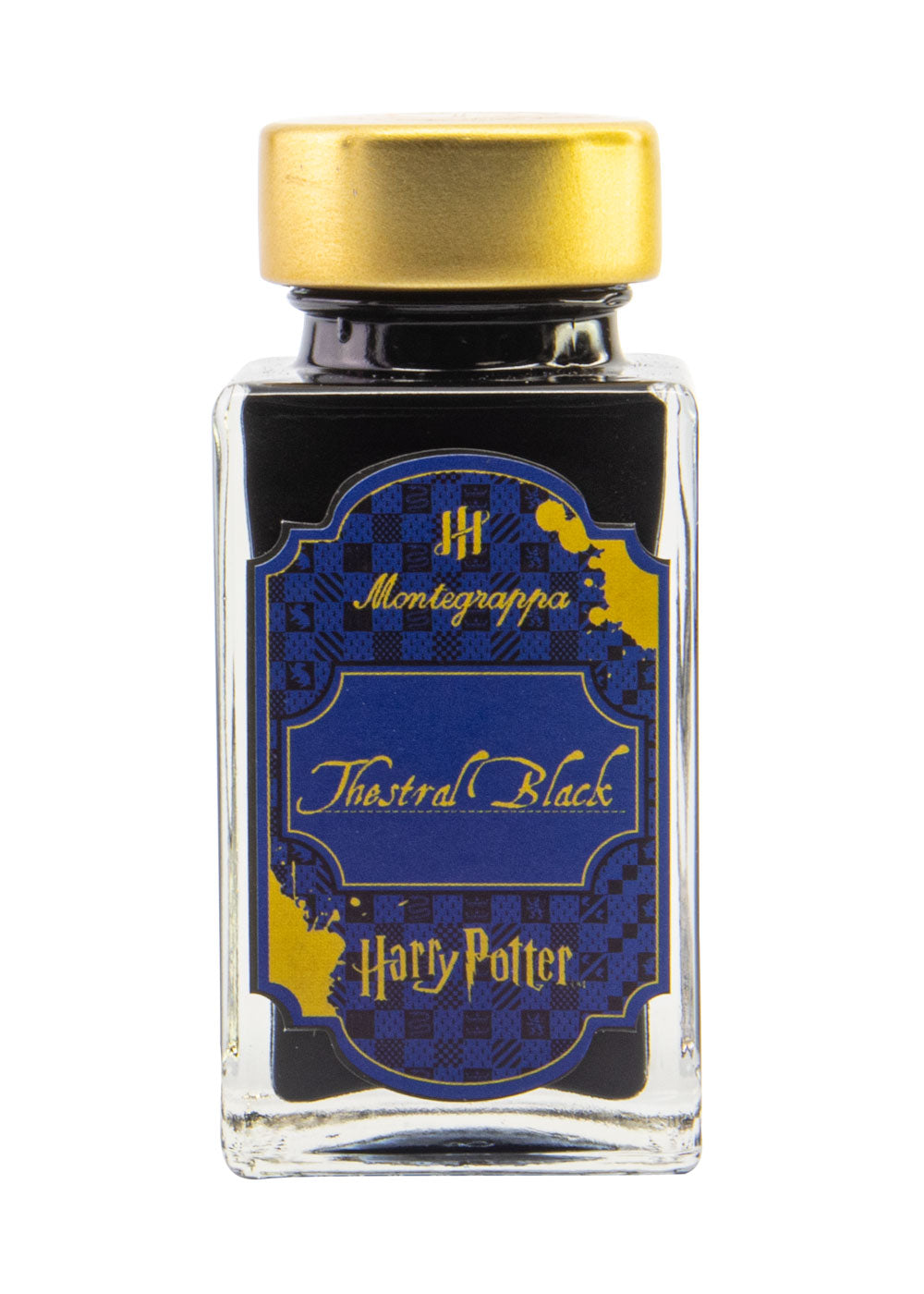 Montegrappa Harry Potter Limited Edition Ink Thestral Black