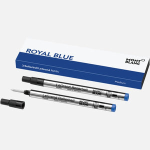 Montblanc Royal Blue LeGrand Rollerball Refill