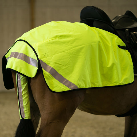 Horze Reflective Quarter Sheet