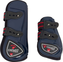Load image into Gallery viewer, CATAGO FIR-Tech Healing Fetlock Boots
