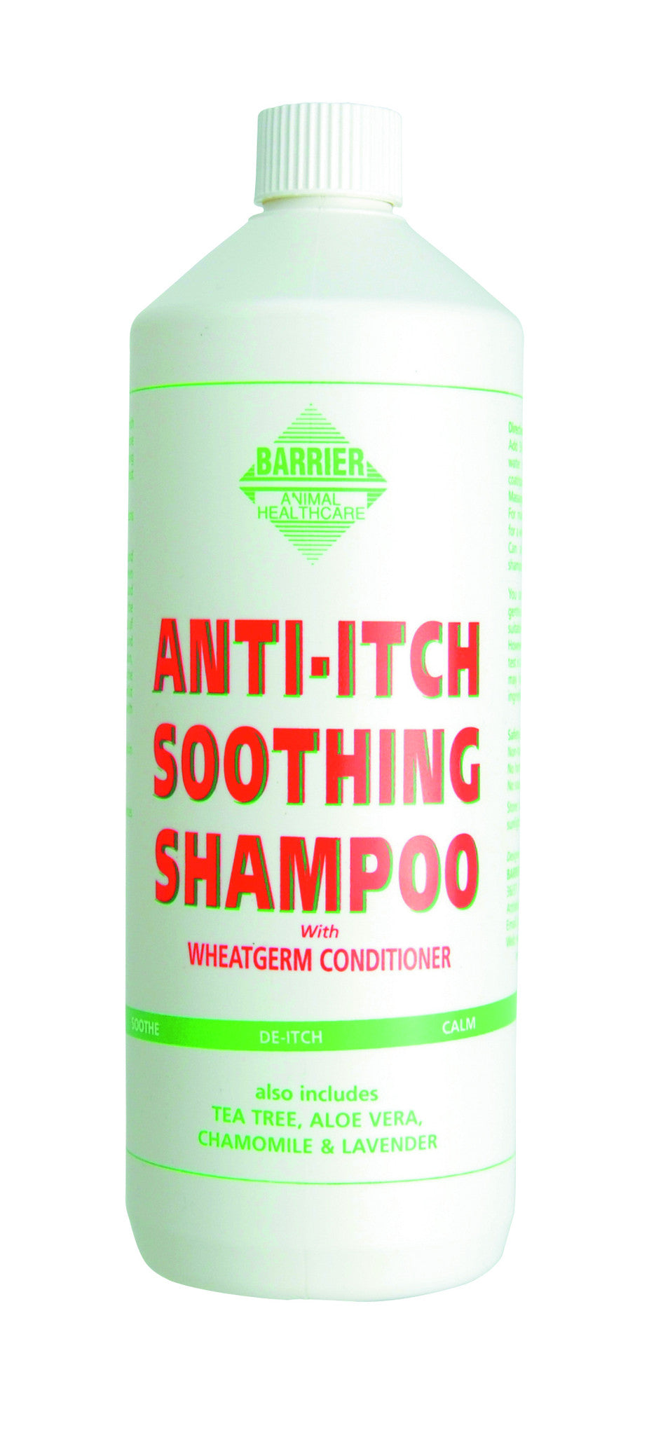 Barrier Anti Itch Shampoo