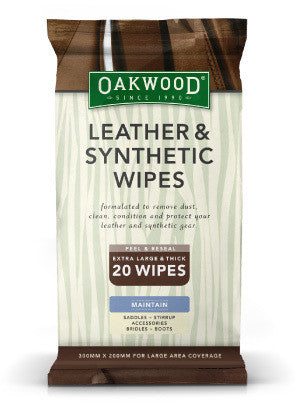 Oakwood Wipes