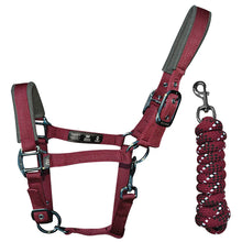 Load image into Gallery viewer, Woof Wear Contour Head Collar & Lead Rope